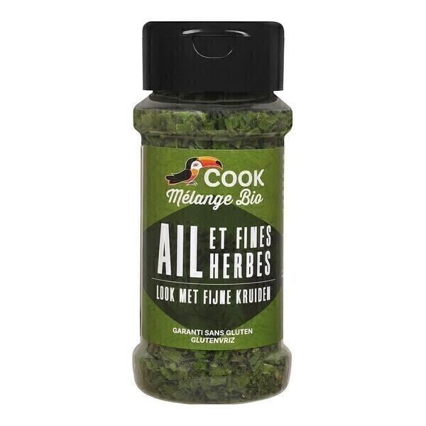 Cook - Mélange Ail & Fines herbes 10g bio