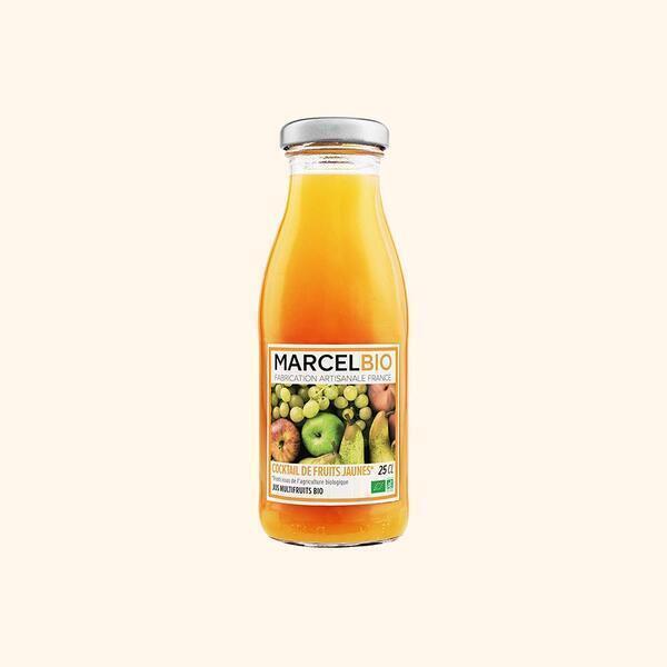 Marcel Bio - Cocktail de Fruits Jaunes Bio - 25cl