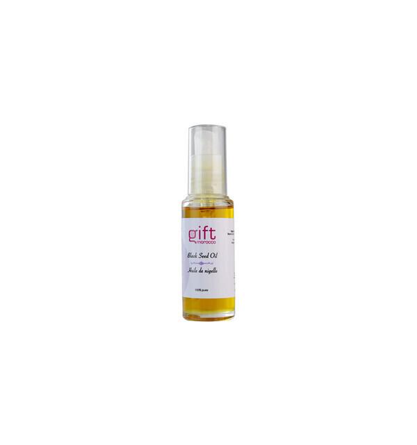 Gift Morocco - Huile végétale de Nigelle pure et naturelle - 30ml Gift Morocco