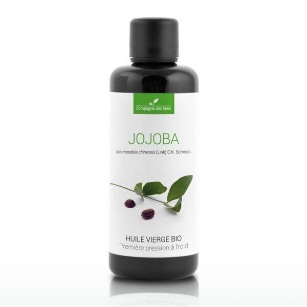 Compagnie des Sens - Jojoba - Huile Végétale Vierge BIO - Flacon en verre - 100mL