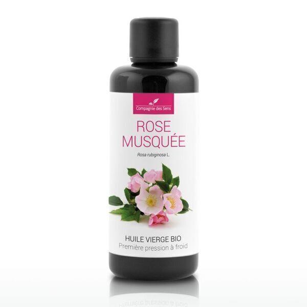 Compagnie des Sens - Rose Musquée du Chili - Huile Végétale Vierge BIO  - 100mL