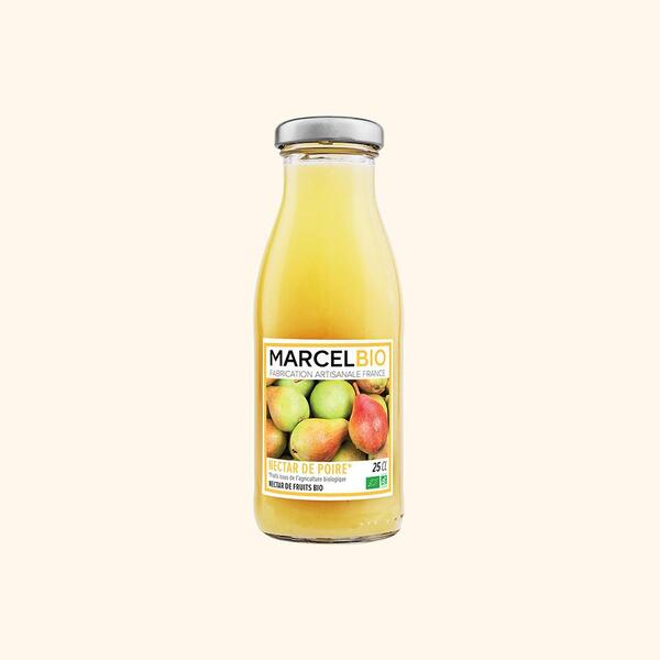 Marcel Bio - Nectar de Poire Bio - 25cl