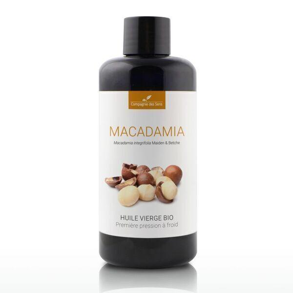 Compagnie des Sens - Macadamia - Huile Végétale Vierge BIO  - 200mL