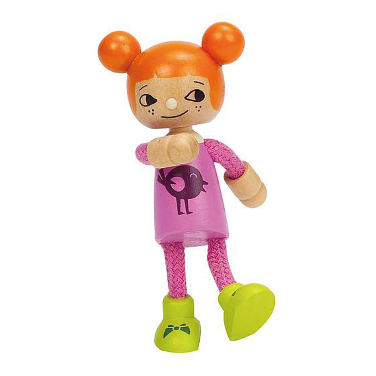 Hape - Accessoires maison de poupées petite-fille HAPPY FAMILY Hape