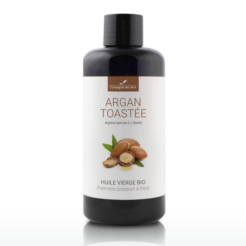 Compagnie des Sens - Argan du Maroc - Huile Végétale Toastée BIO  - 200mL