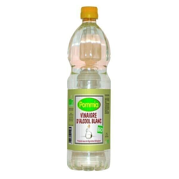 Pommia - Vinaigre blanc 6° 1l bio