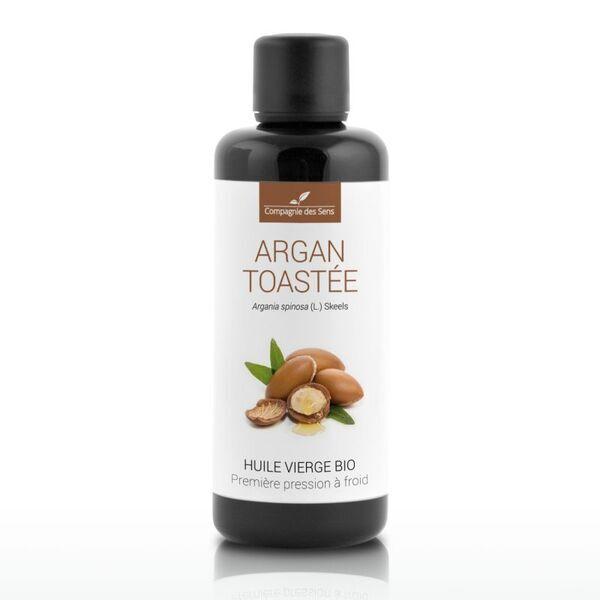 Compagnie des Sens - Argan du Maroc - Huile Végétale Toastée BIO  - 100mL