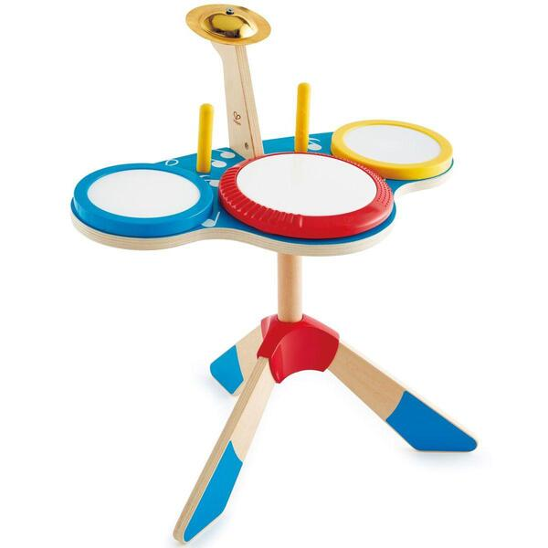 Hape - Instrument musique ROCK AND RHYTHM BAND