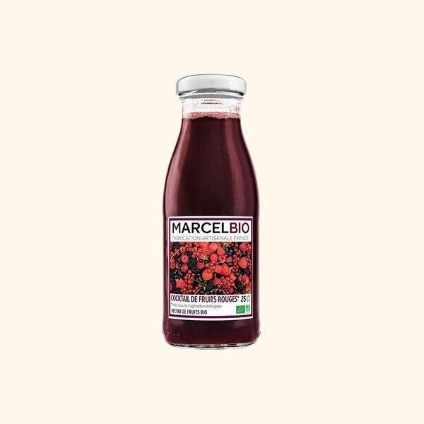 Marcel Bio - Cocktail de Fruits Rouges Bio - 25cl