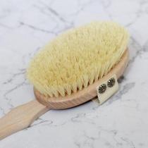 Ecogift - Brosse de bain écologique en poils de tampico