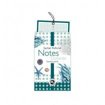 Les Encens du Monde - Sachet parfumé Notes océanes