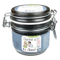 Anaé - Charbon actif en poudre 70g