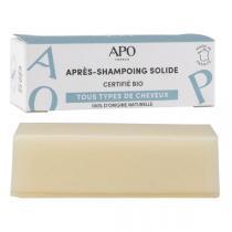 APO - Après-shampoing solide Barre démêlante 50g