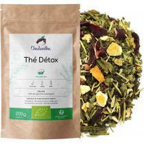Chabiothé - Thé vert Detox bio 1 kg