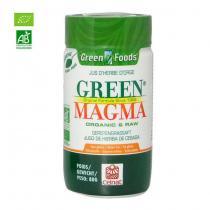 Celnat - Green Magma Jus d'herbe d'orge bio en poudre 80g