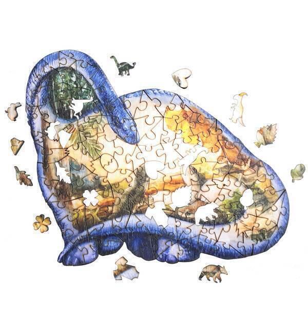 The Wild Puzzle - Nouveaux Nes 130P
