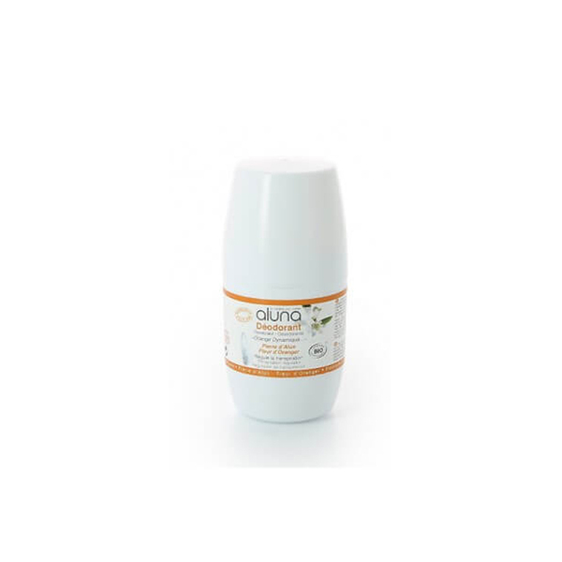 Aluna - Déodorant roll on Orange Dynamique Bio 50 ml