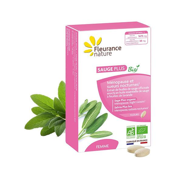 Fleurance Nature - SAUGE PLUS