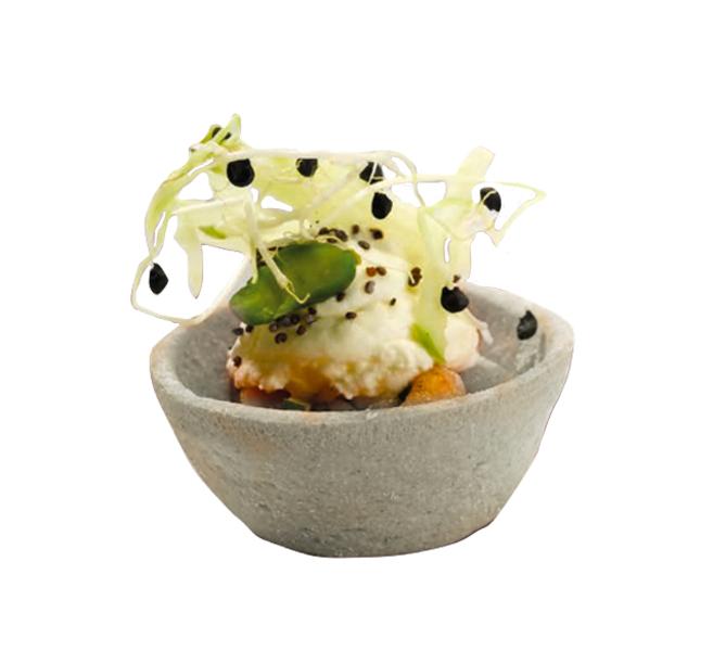 Switch eat - Coupelles Comestibles saveur Pesto X 24