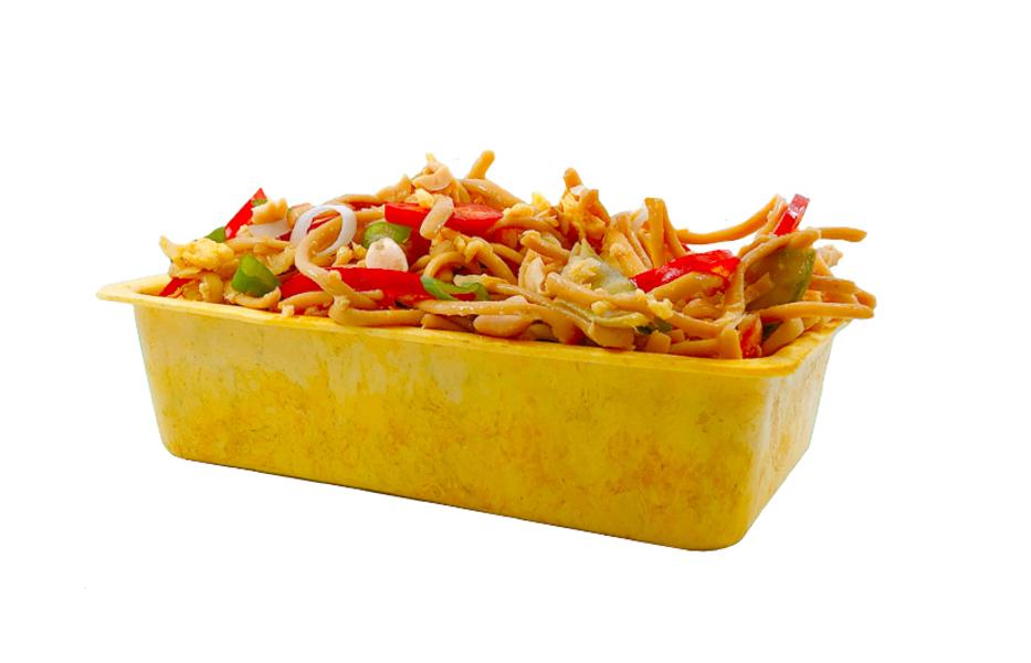 Switch eat - Barquettes Jaunes Comestibles saveur Classique X 10
