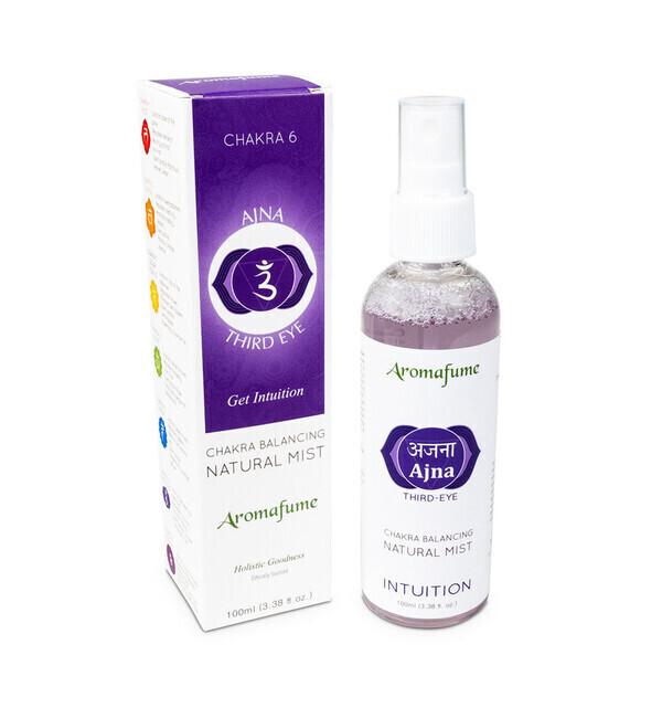 "Aromafume - Parfum d'ambiance en Spray ""6ème Chakra"" 100ml"