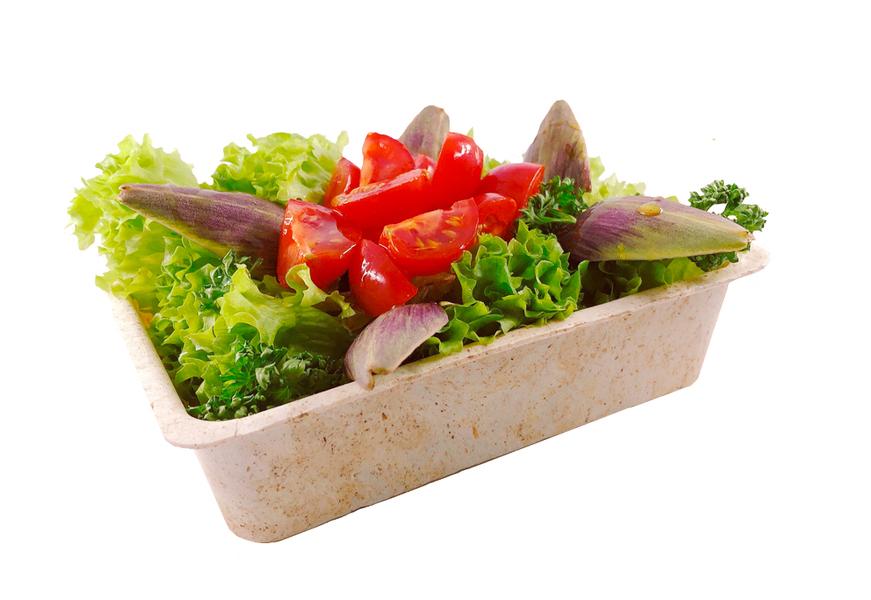 Switch eat - Barquettes Comestibles saveur Classique X 5