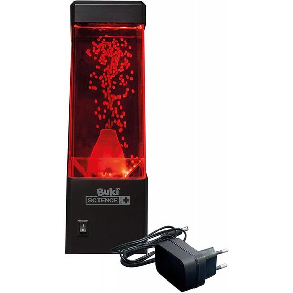 Buki - Kit d experience - Lampe volcan