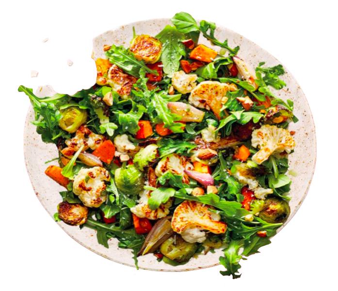 Switch eat - Assiettes Comestibles saveur Classique X 6