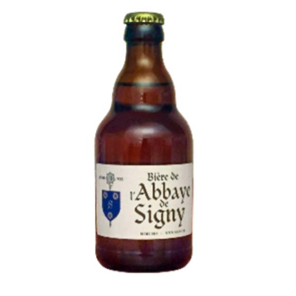 Bière de l'Abbaye de Signy - Blonde BIO de l'Abbaye de Signy - 12 x 33 cl