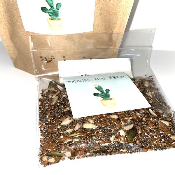 Healthy mini box - Mélange de graines, mix graines superaliments