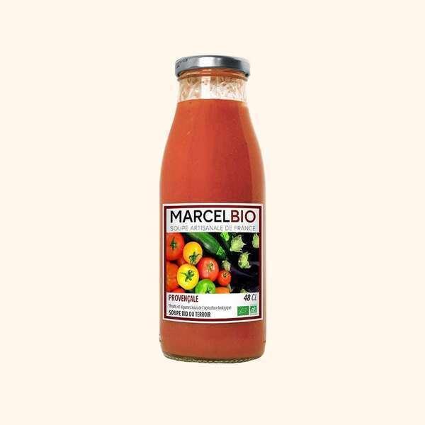 Marcel Bio - Soupe Provençale Bio - 48cl