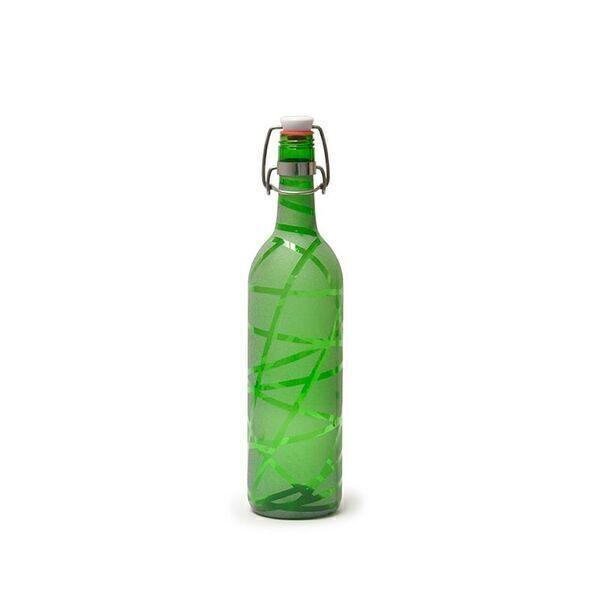 IWAS - Carafe d'eau upcyclée - bouteille d'eau