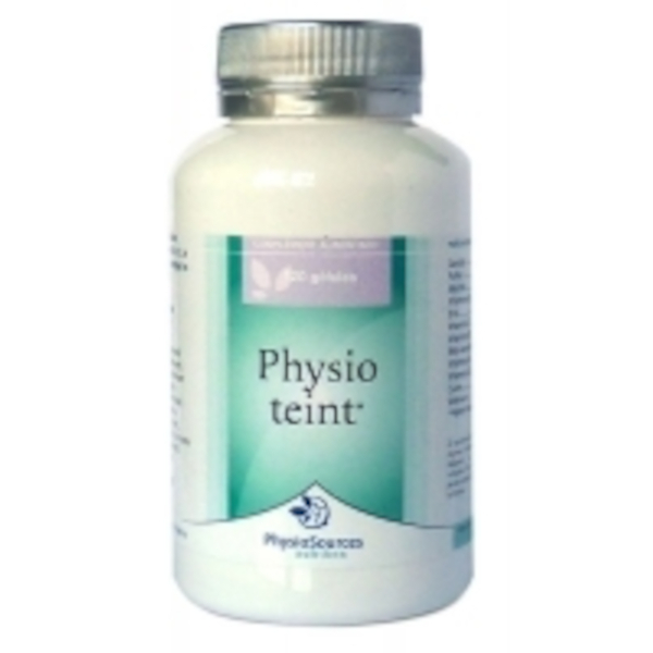 Physio Sources - PHYSIO TEINT 120 gélules 450 mg