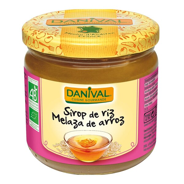 Danival - Sirop de riz 460g bio
