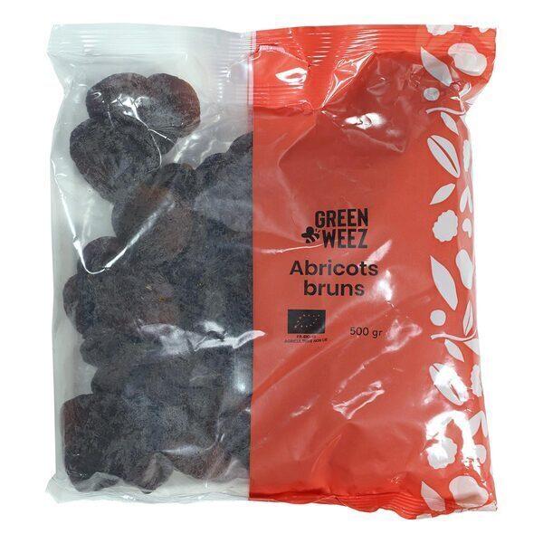 Greenweez - Abricots secs bruns bio 500g