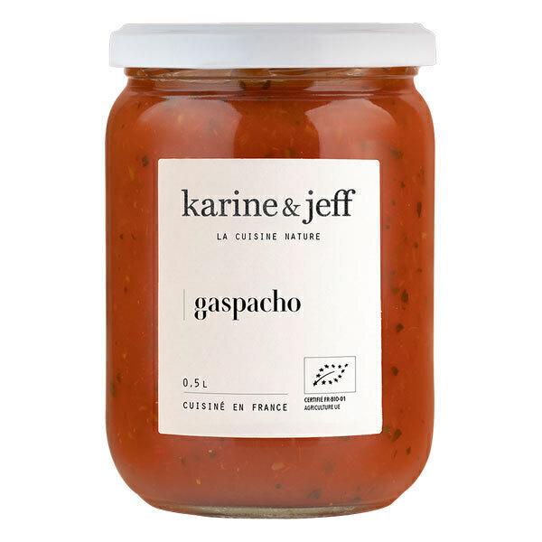 Karine & Jeff - Gaspacho 50cl