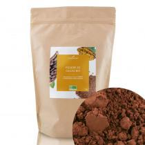 Compagnie des Sens - Cacao en poudre BIO - Superaliments en vrac - 1kg