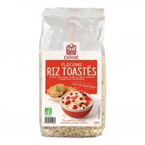 Celnat - Flocons de riz toastés 500g bio