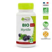 MGD - Myrtille 90 gél. bio