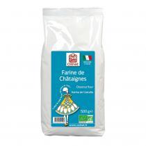 Celnat - CELNAT - FARINE DE CHATAÎGNE 500G Italie