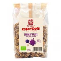 Celnat - Crunchy Fruits raisins, figues et tournesol 250g