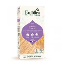 Emblica - Coloration végétale Blond ambré 7.3 100g