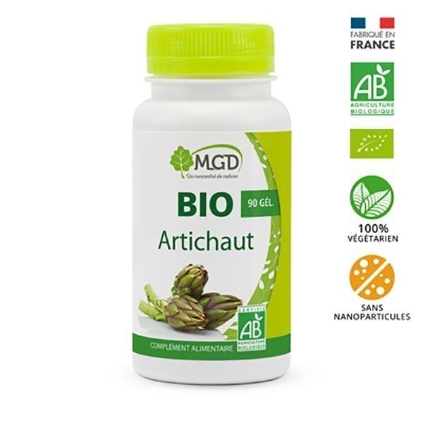 MGD - Artichaut 90 gél. bio