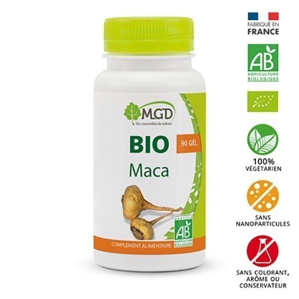 MGD - Maca 90 gél. bio