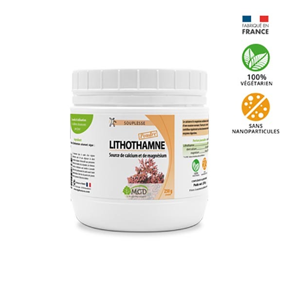 MGD - Lithotamne en poudre 250g