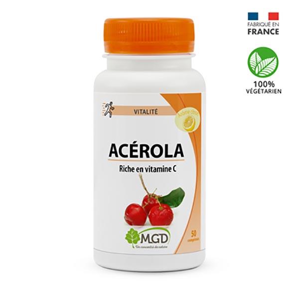 MGD - Acérola citron 50 comp.