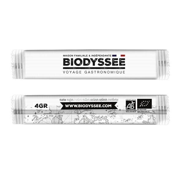 Biodyssée - Bûchettes de sucre en poudre 500x4g bio