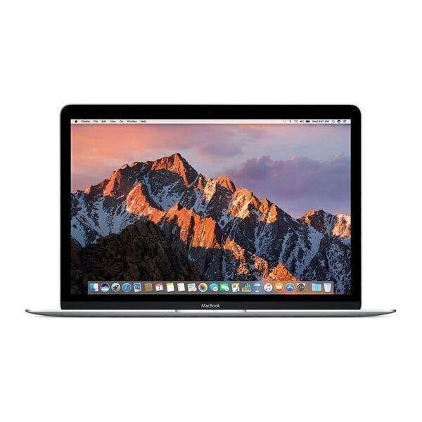 """Apple - Macbook 12"""" Début 2016 Argent, 8Go, 512Go - Comme neuf"""