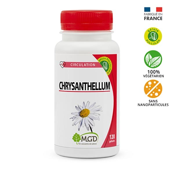MGD - Chrysantellum américanum 120 gél.