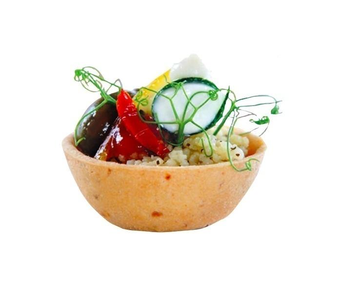 Switch eat - Coupelles Comestibles à la tomate X 24